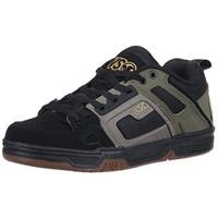 DVS Comanche 男子运动滑板鞋 DVF0000029065 黑/橄榄绿 40