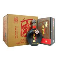 lutaichun 芦台春 国韵 66%vol 浓香型白酒 600ml*4瓶 整箱装