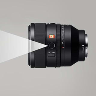 SONY 索尼 FE 50mm F1.2 GM 标准定焦镜头 索尼FE卡口 50mm