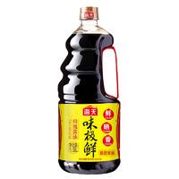 海天 味极鲜 特级酱油 1.9L
