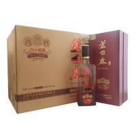 lutaichun 芦台春 九十陈酿 39%vol 浓香型白酒 500ml*6瓶 整箱装