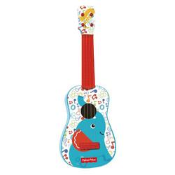 Fisher-Price 费雪 (Fisher Price)儿童乐器尤克里里初学者入门 蓝色