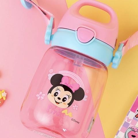Disney 迪士尼  儿童卡通学饮杯 400ML