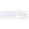 ROYAL KLUDGE RK960 104键 蓝牙双模机械键盘 圆键帽