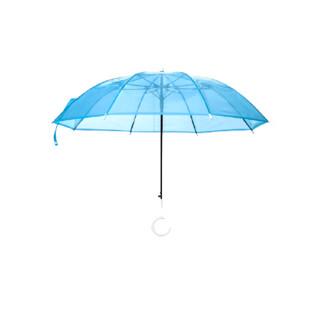 BANANA UNDER 蕉下 透彩系列 BU9087 8骨睛雨伞 2把装 草青绿+冰蓝色