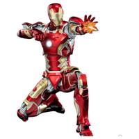 threezero 复仇者联盟:无限传奇 DLX系列 1/12 收藏级 Mark43 钢铁侠
