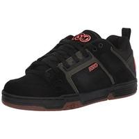DVS Comanche 男子运动滑板鞋 DVF0000029260 黑红 40