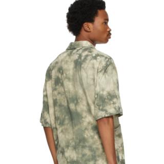 NICHOLAS DALEY 男士短袖衬衫 211363M192004