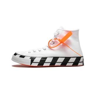 CONVERSE 匡威 联名款 Off-White x Converse 黑白休闲鞋
