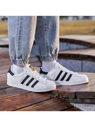 adidas 阿迪达斯 三叶草男鞋女鞋SUPERSTAR运动鞋休闲板鞋EG4958
