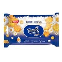 凑单品:Tempo 得宝 洋甘菊 湿厕纸 10片