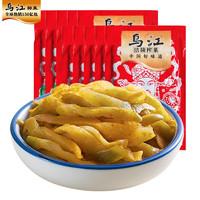 乌江 涪陵榨菜鲜脆菜丝 70g*10袋