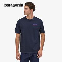 patagonia 巴塔哥尼亚 38569 男士短袖纯棉T恤