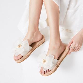 Josiny 卓诗尼 TX21102309 女士沙滩拖鞋