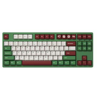 Akko 艾酷 3087DS 87键机械键盘 AKKO轴体
