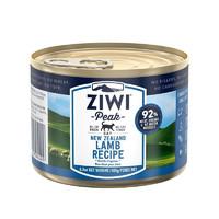 ZIWI 滋益巅峰 主食猫罐头 185g 羊肉味