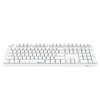 Akko 艾酷 3108 108键 有线机械键盘 侧刻 白色 Cherry红轴 无光