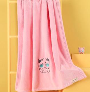 grace 洁丽雅 宝可梦联名款 W1324 毛巾浴巾套装
