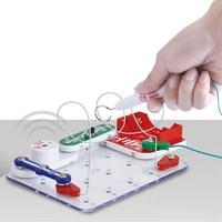 电学小子  电子积木 火线冲击电磁电碰迷宫挑战
