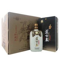 lutaichun 芦台春 珍藏版 雅韵 41%vol 浓香型白酒 500ml*4瓶 整箱装
