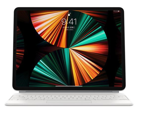 适用于 12.9 英寸 iPad Pro (第五代) 的妙控键盘 - 中文 (拼音) - Apple (中国大陆)