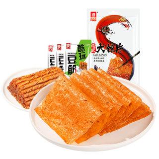 Genji Food 源氏 大辣片148g+豆筋28g*3