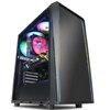 宁美 魂 GD5 台式机 黑色(锐龙R5-3600、RTX 2060 6G、16GB、512GB SSD、风冷)