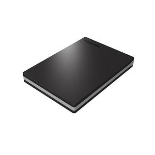 TOSHIBA 东芝 Slim系列 2.5英寸Micro-B移动机械硬盘 USB3.0