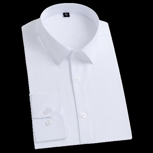 ROMON 罗蒙 男士长袖衬衫 S6C173C11 白色 38