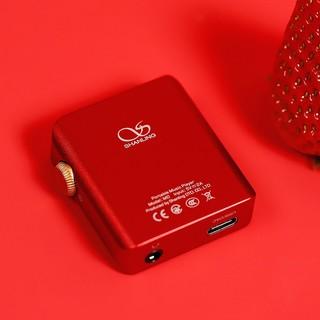SHANLING 山灵 M0 音频播放器 红金色(3.5单端)
