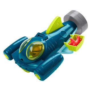 Octonauts 海底小纵队 DTM04 双髻鲨艇发光套装