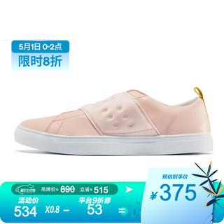 Onitsuka Tiger 鬼塚虎 运动休闲鞋 中性 LAWNSHIP 1183A364-700 粉色 37