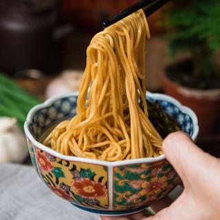 SHANGHAI MIN 上海小南国 煮好面组合装 2口味 1.715kg(葱油拌面165g*5包+阳春面178g*5包)