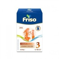 PLUS会员:Friso 美素佳儿 幼儿配方奶粉 3段 700g