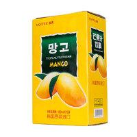 lotte樂天 180ml*15罐芒果汁禮盒包裝盒