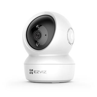 HIKVISION 海康威视 EZVIZ监控摄像头wifi家用云台网络摄像机高清夜视双向语音商用无线室内手机远程监控器设备