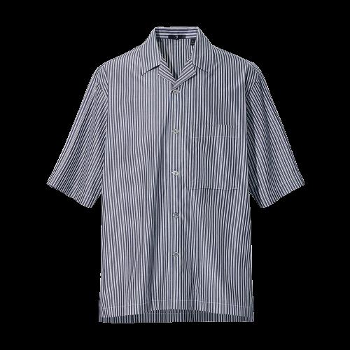 UNIQLO 优衣库 +J系列 男士短袖衬衫 440468