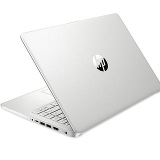 HP 惠普 星 14 14.0英寸 商务本 月光银(酷睿i7-1165G7、MX450、16GB、512GB SSD、1080P、IPS)