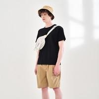 YANXUAN 网易严选 3996649 男士纯棉短袖t恤