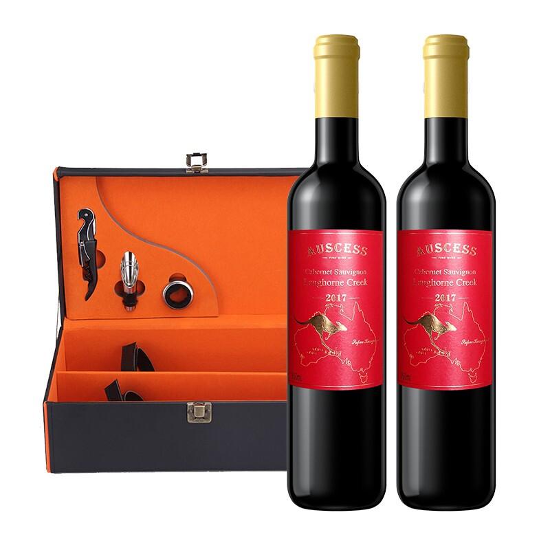 澳赛诗 兰好乐溪 赤霞珠干红葡萄酒