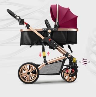 TEKNUM 661-8HT 婴儿推车