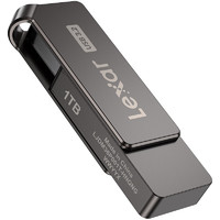 Lexar 雷克沙 M36系列 LJDM36P001T-BNQNC USB3.2 U盘 枪色 1TB USB