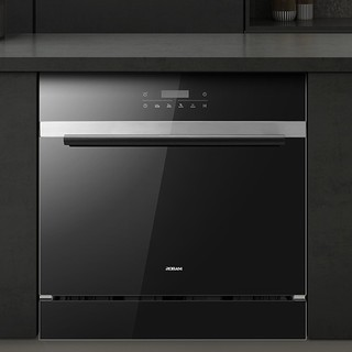 ROBAM 老板 WQP8-WB770A 嵌入式洗碗机 8套 黑色