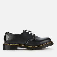 Dr. Martens 1461 Hearts 女士光滑皮革3眼鞋