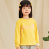 MarColor 马卡乐 女童长袖圆领T恤
