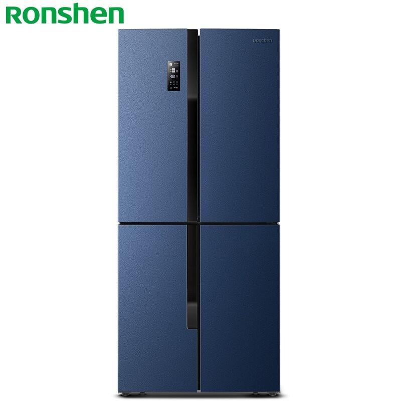 Ronshen 容声 BCD-430WD17FP 十字门冰箱 430L
