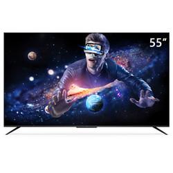 TCL 55T8E 液晶电视 55英寸 4K
