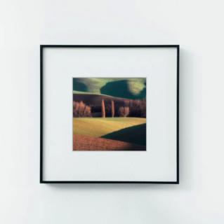 Marcin Sacha 作品《摩拉维亚3号》33 x 33 cm 内衬装裱 50件