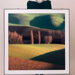 PICA Photo 拾相记 Marcin Sacha 作品《摩拉维亚3号》33 x 33 cm 内衬装裱 50件