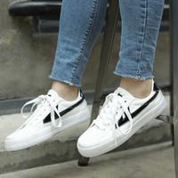 新品运动休闲鞋情侣款帆布鞋运动鞋韩版潮鞋定制款麻将鞋